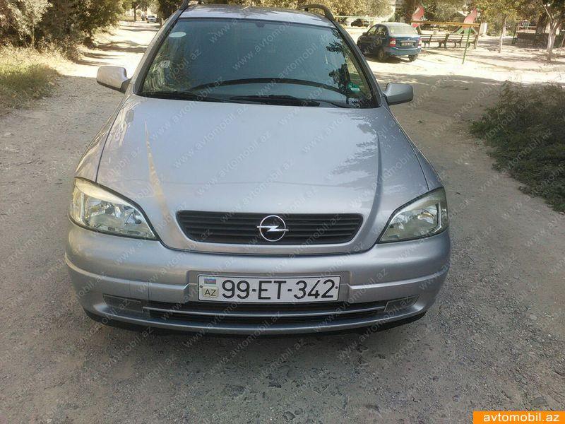 Opel Astra 1.6(lt) 1999 İkinci əl  $6500