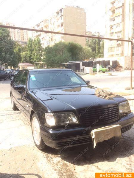 Mercedes-Benz S 320 3.2(lt) 1998 İkinci əl  $10000
