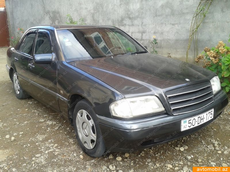 Mercedes benz c 180 elegance urgent sale second hand 1994 for 2nd hand mercedes benz