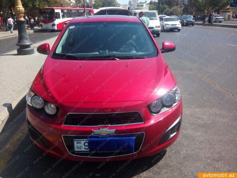 Chevrolet Aveo 1.4(lt) 2013 Подержанный  $13900