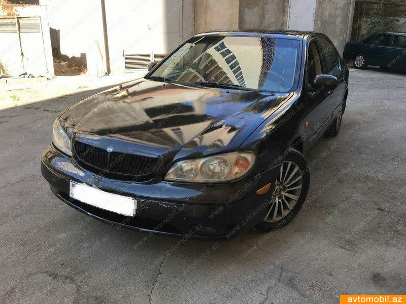 Nissan Maxima 3.0(lt) 2004 İkinci əl  $3700