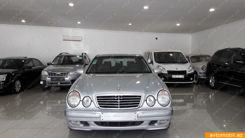 Mercedes-Benz E 280 2.8(lt) 1999 İkinci əl  $7000