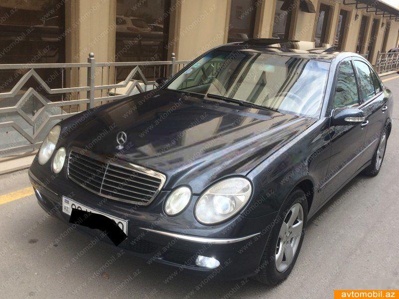 Mercedes-Benz E 240 2.6(lt) 2002 İkinci əl  $7900