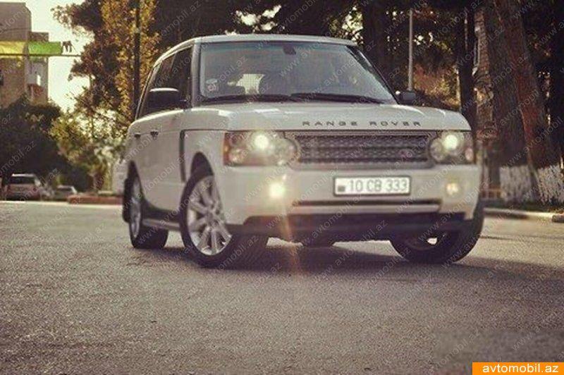 Land Rover Range Rover 4.2(lt) 2008 İkinci əl  $23000