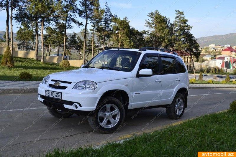 Chevrolet Niva 1.7(lt) 2015 İkinci əl  $10500