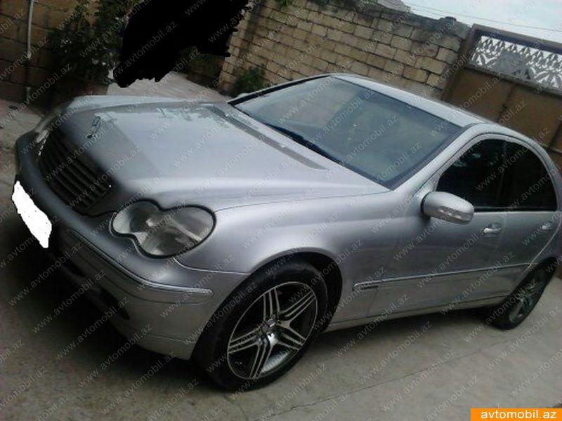 Mercedes-Benz C 200 2.0(lt) 2000 İkinci əl  $4600