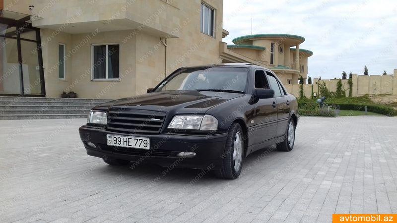 Mercedes-Benz C 220 2.2(lt) 1998 Подержанный  $6600