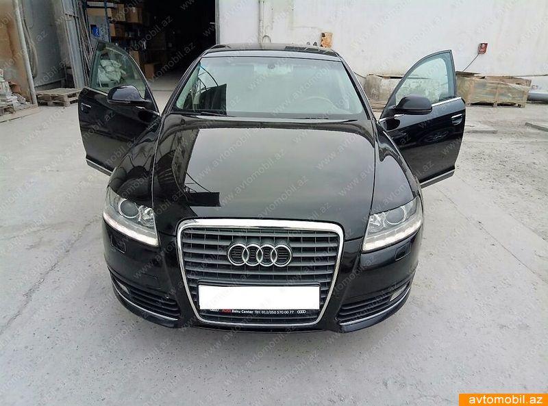 Audi A6 2.8(lt) 2008 İkinci əl  $11500