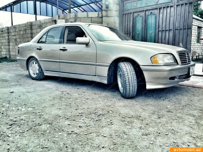Mercedes-Benz C 230 2.3(lt) 2000 İkinci əl  $5300