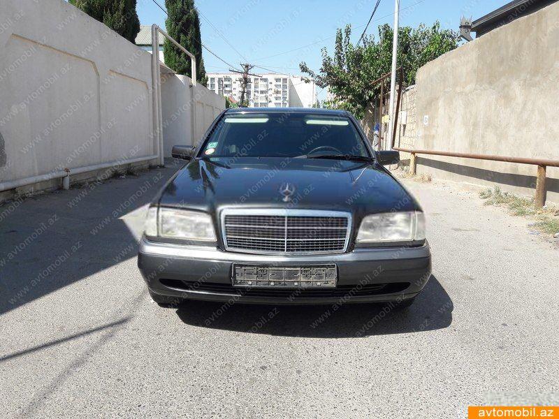 Mercedes-Benz C 180 1.8(lt) 1993 İkinci əl  $3100