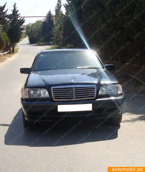 Mercedes-Benz C 180 1.8(lt) 2000 İkinci əl  $5200