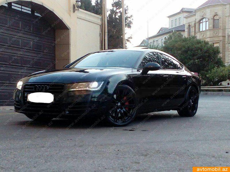 Audi A7 3.0(lt) 2011 İkinci əl  $37600