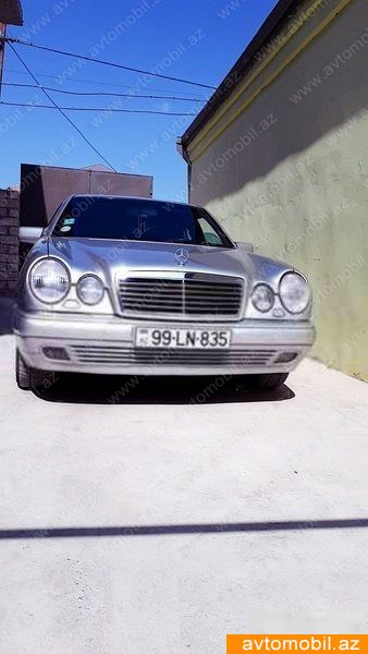 Mercedes-Benz E 230 2.3(lt) 1995 İkinci əl  $5000