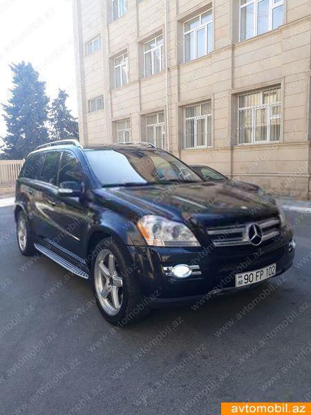 Mercedes-Benz GL 450 4.7(lt) 2007 İkinci əl  $18500