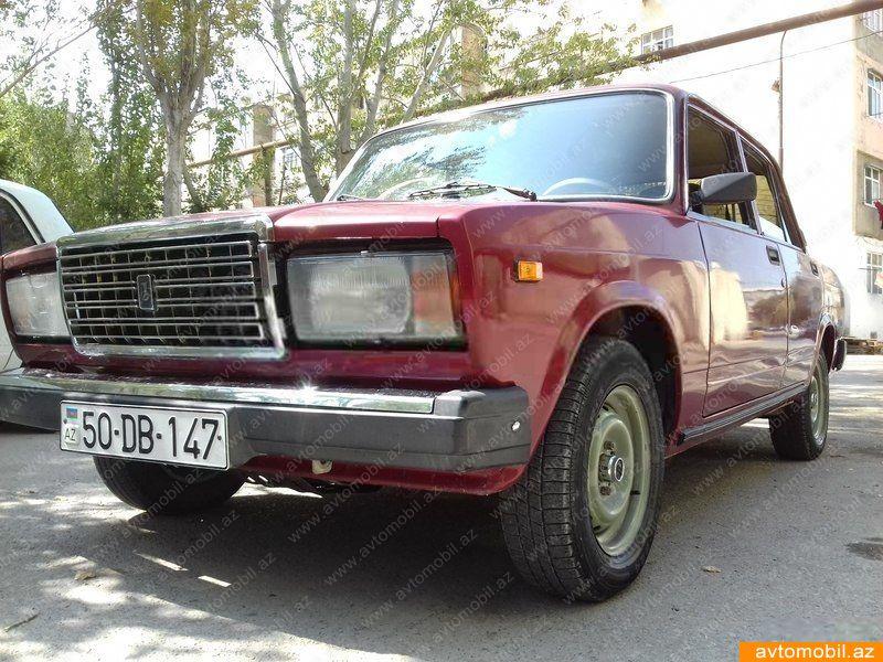 VAZ 2107 1.5(lt) 2006 İkinci əl  $2600