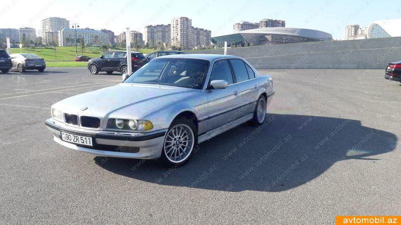 BMW 728 2.8(lt) 1996 İkinci əl  $4100