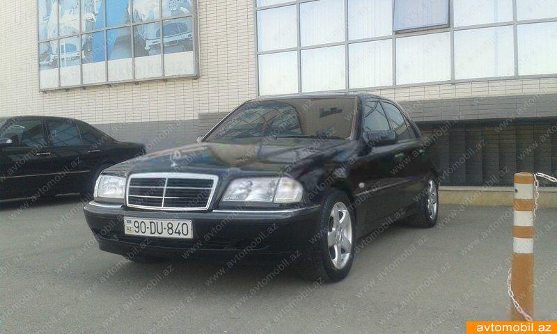 Mercedes-Benz C 180 1.8(lt) 1998 İkinci əl  $5000