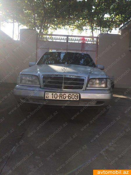 Mercedes-Benz C 280 2.8(lt) 1996 İkinci əl  $3600