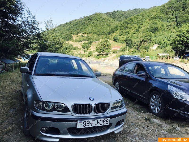 BMW 320 2.2(lt) 2004 İkinci əl  $8000
