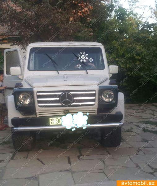 Mercedes-Benz G 320 3.2(lt) 1990 Подержанный  $17800