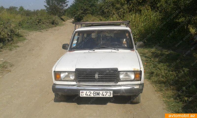 VAZ 2104 1.5(lt) 1987 İkinci əl  $2300