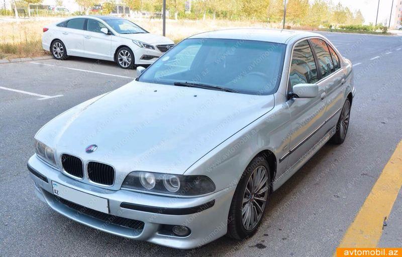 BMW 523 2.5(lt) 1997 İkinci əl  $8200