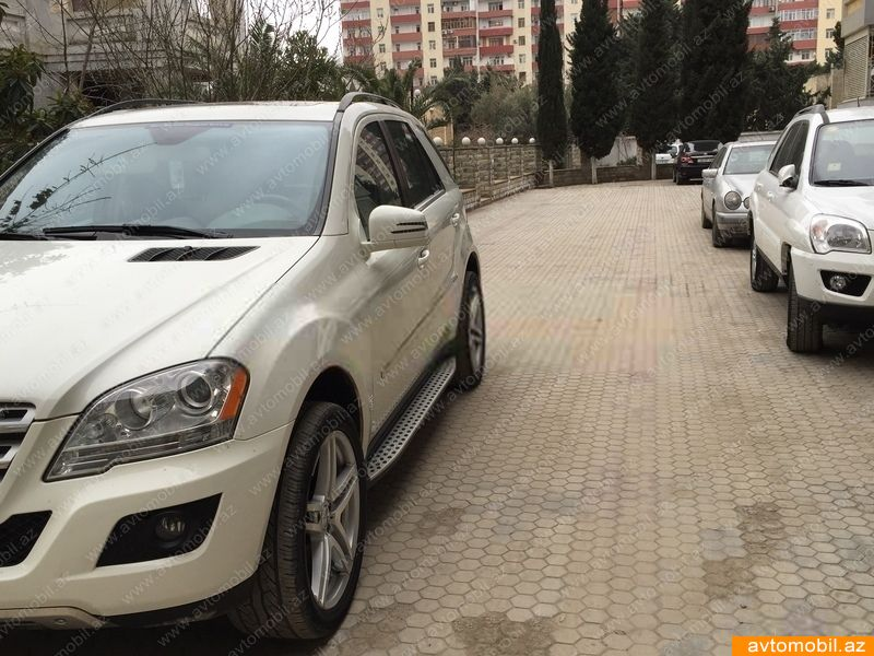 Mercedes benz ml 350 second hand 2010 20700 gasoline for Mercedes benz second hand cars