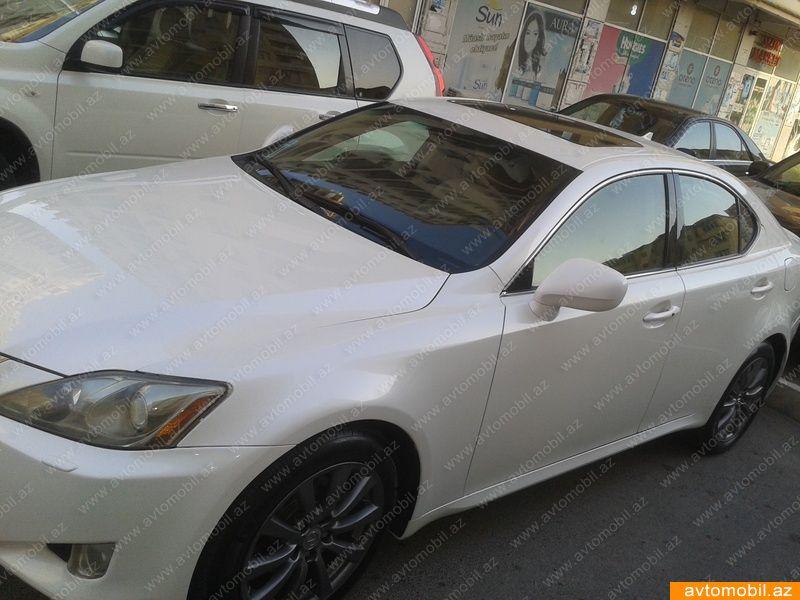 Lexus IS 250 2.5(lt) 2007 İkinci əl  $18900