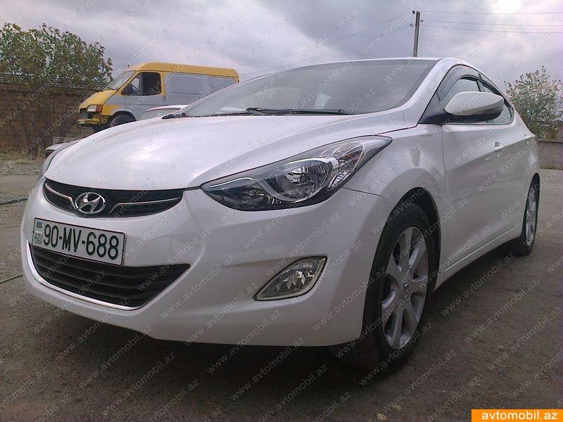 Hyundai Elantra 1.8(lt) 2011 Подержанный  $11000
