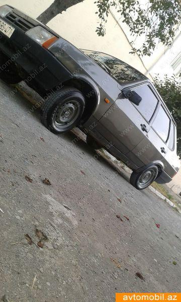 VAZ 21099 1.5(lt) 1992 Second hand  $2750