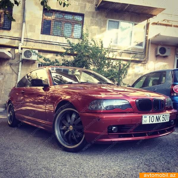 BMW 323 2.5(lt) 2001 Second hand  $12100