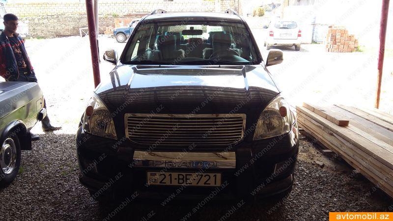 Toyota Prado 2.7(lt) 2008 İkinci əl  $21000