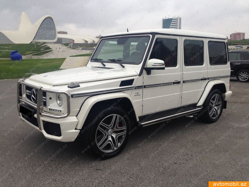Mercedes benz g 63 amg brabus second hand 2013 107000 for Mercedes benz second hand cars