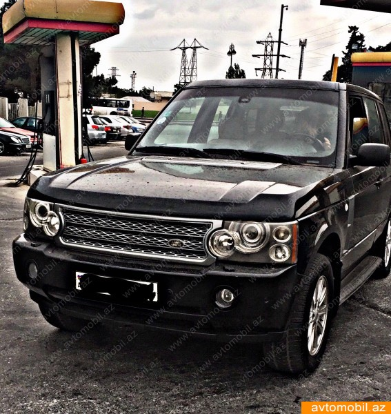 Sell Used 2003 Land Rover Range Rover Hse Sport Utility 4: Land Rover Range Rover Urgent Sale Second Hand, 2003