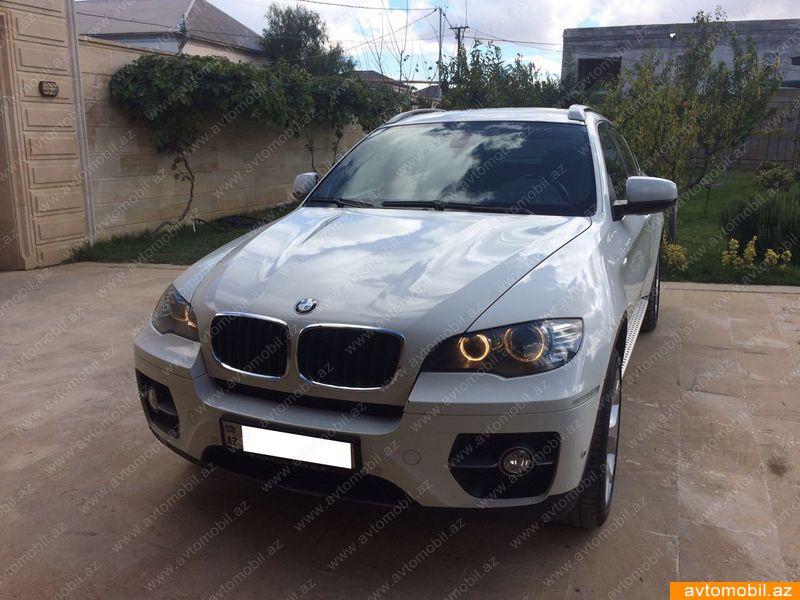 BMW X6 3.0(lt) 2010 İkinci əl  $27000