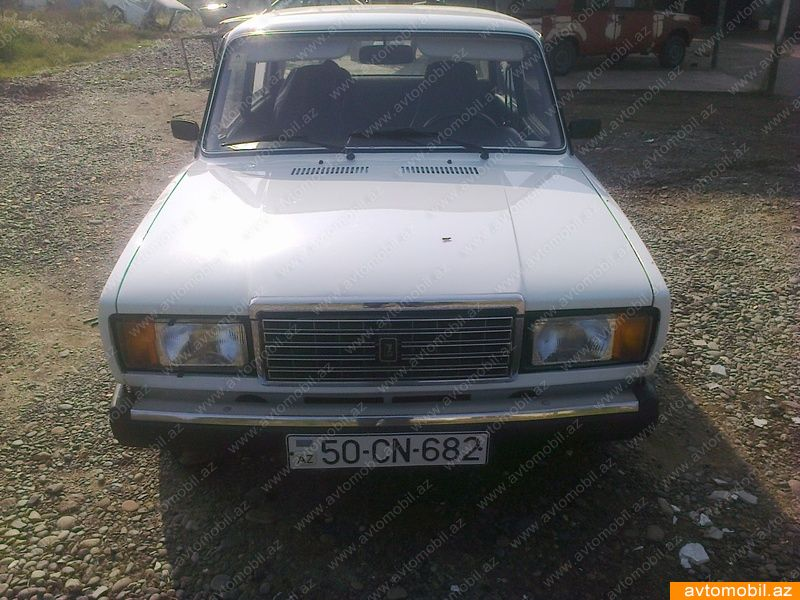 VAZ 2107 1.6(lt) 2010 Second hand  $3300