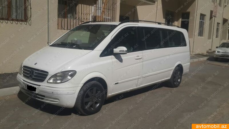 Mercedes-Benz Viano 2.2(lt) 2007 İkinci əl  $27000