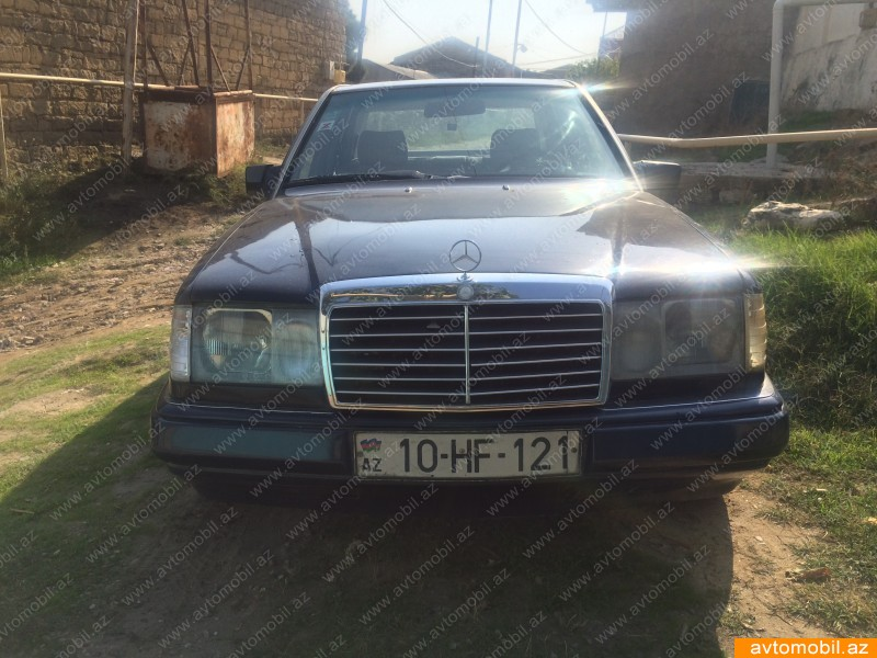 Mercedes-Benz E 230 2.3(lt) 1990 İkinci əl  $4500