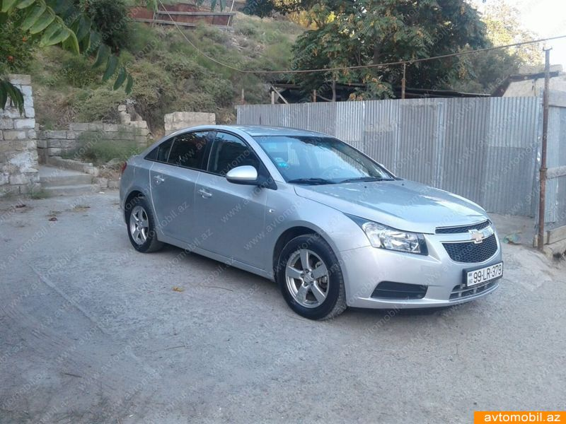 Chevrolet Cruze 1.6(lt) 2011 Second hand  $6350