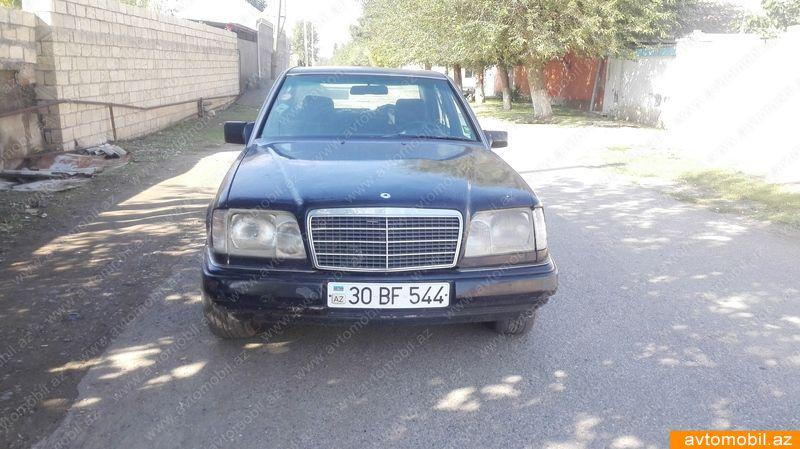 Mercedes-Benz E 300 3.0(lt) 1995 Second hand  $3900