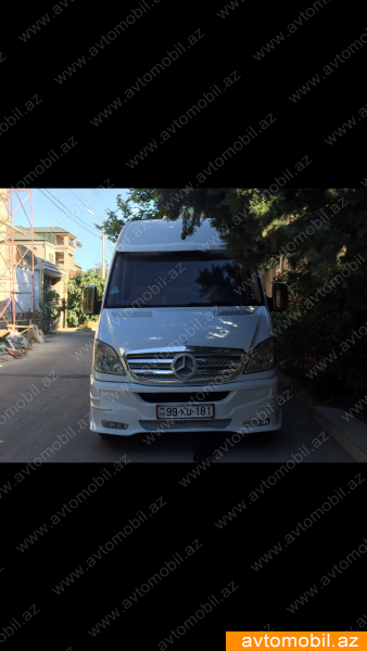 Mercedes-Benz Sprinter 2.2(lt) 2009 Second hand  $41500
