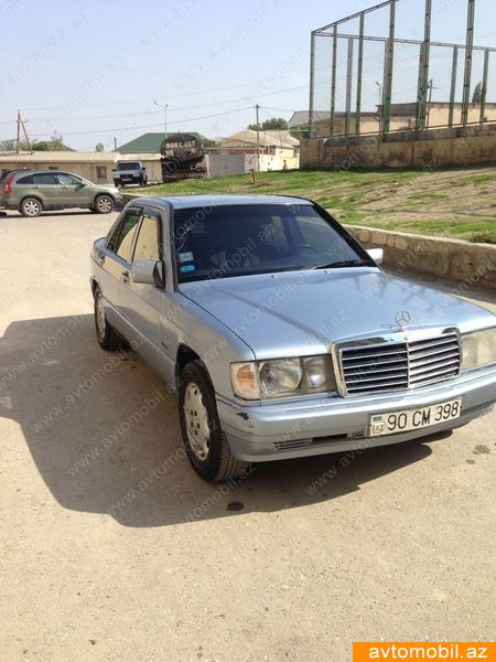 Mercedes-Benz 190 1.8(lt) 1991 Second hand  $4600