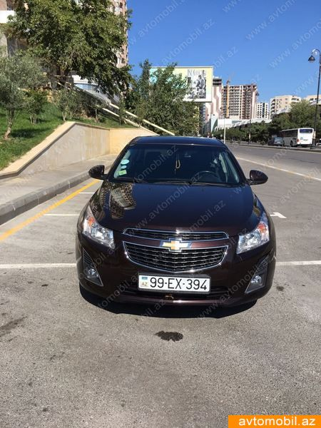 Chevrolet Cruze 1.8(lt) 2013 Second hand  $17000