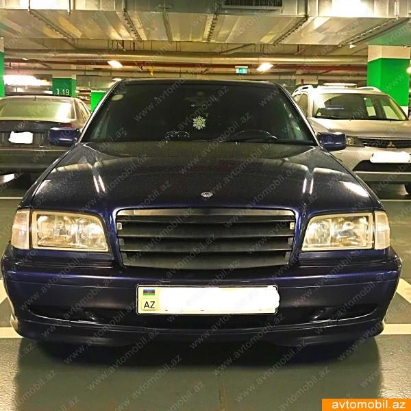 Mercedes benz c 240 sport second hand 1998 7000 for Mercedes benz 7000