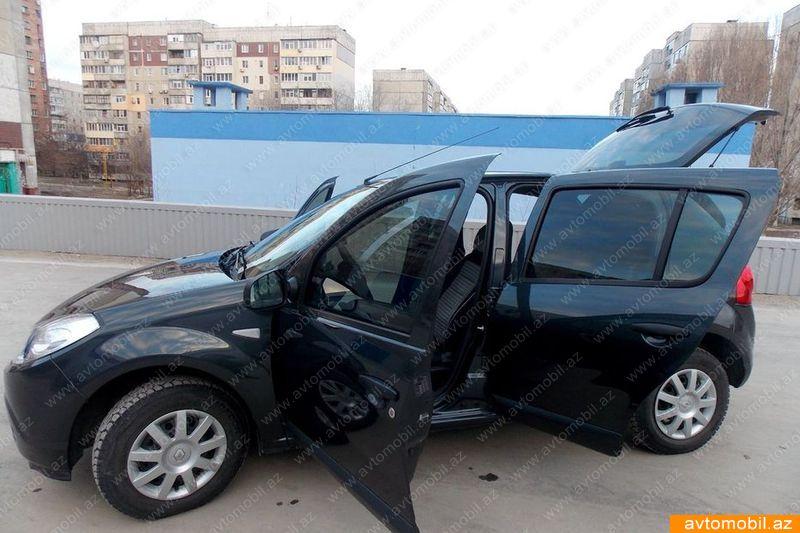 Renault Sandero 1.6(lt) 2010 İkinci əl  $5000