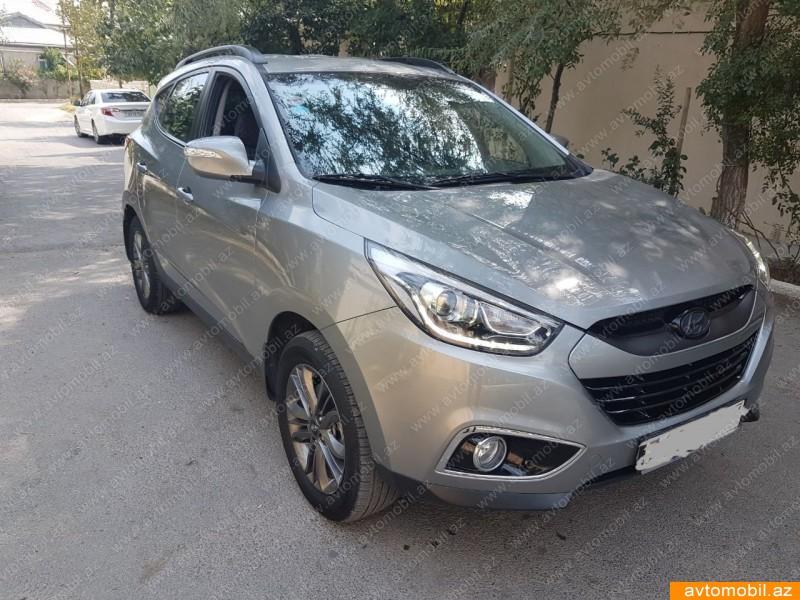 Hyundai ix 35 urgent sale second hand 2014 20000 gasoline transmission automatic 62511 - Second hand hyundai coupe for sale ...