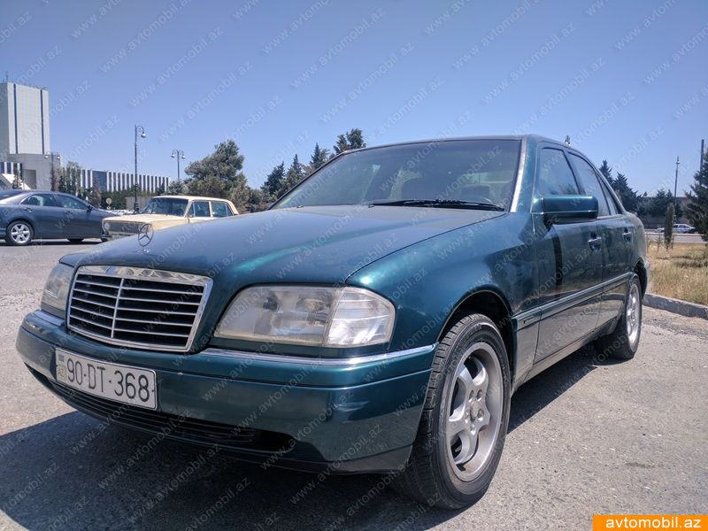 Mercedes-Benz C 200 2.0(lt) 1995 Second hand  $6200