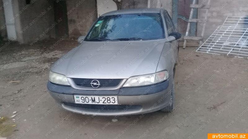 Opel Vectra 2.0(lt) 1998 Подержанный  $2200