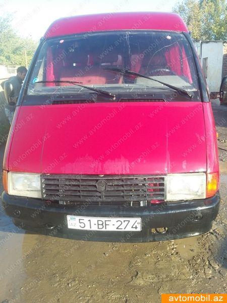 GAZ Gazel 2.4(lt) 1998 Подержанный  $2500