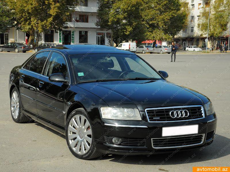 Audi A8 4.2(lt) 2004 İkinci əl  $7500